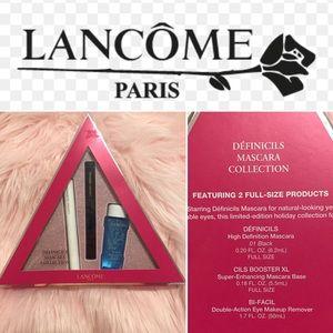 NEW: Lancome Paris -Definicils Mascara Collection